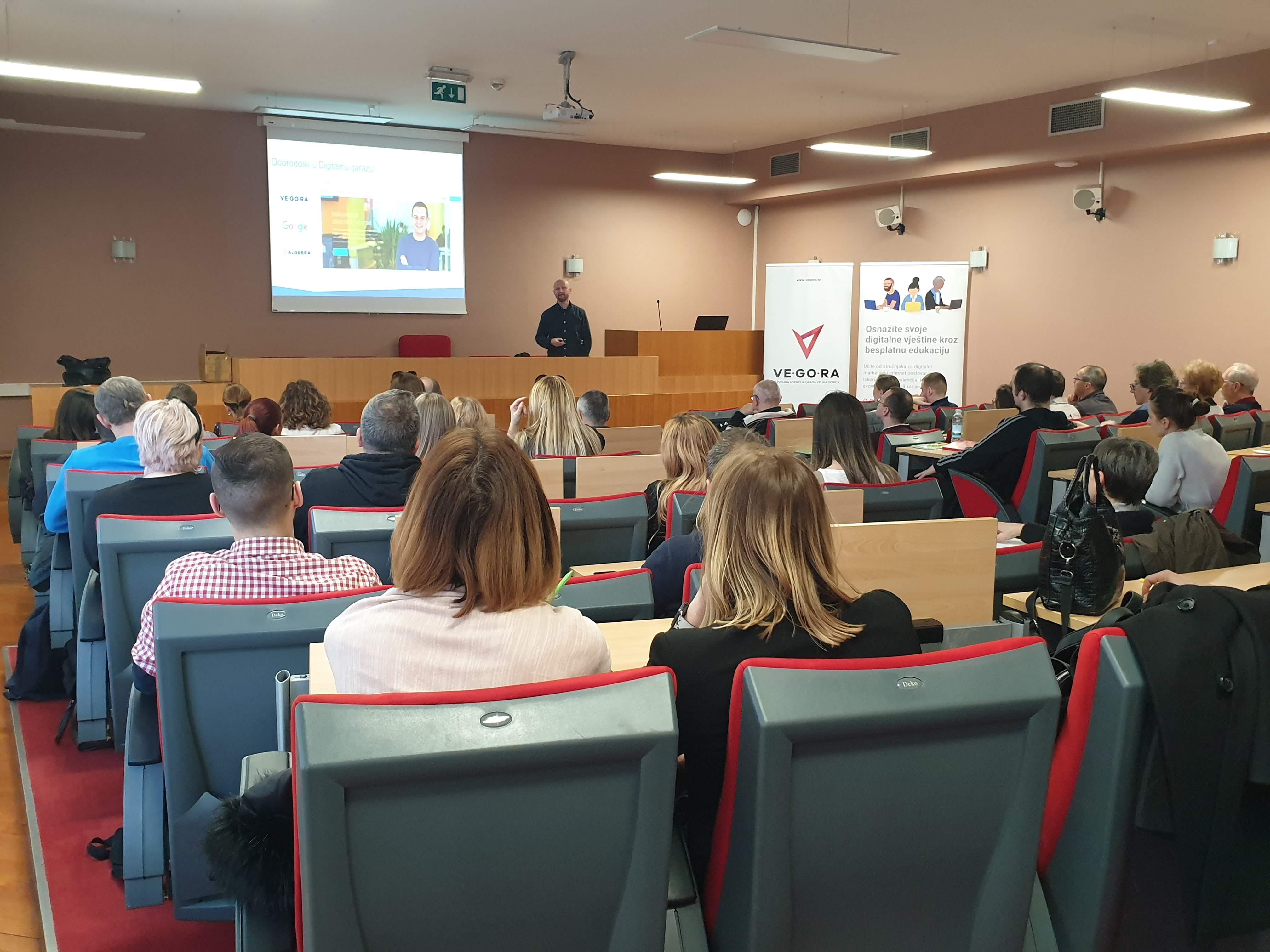Agencija Vegora - Digitalne radionice - Velika Gorica