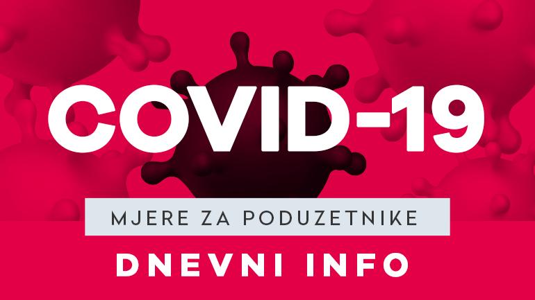 Mjere za poduzetnike - Razvojna agencija VEGORA - Covid-19 - Grad Velika Gorica - HBOR